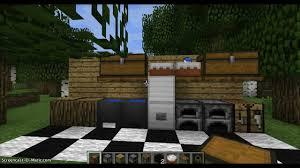 Minecraft Kitchen Ideas How To Build A Kitchen In Minecraft Minecraft Kitchen Design And