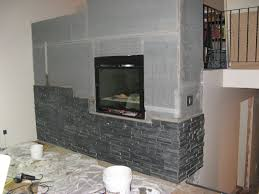 fireplace wall tile 12x24 porcelain tile on fireplace wall and