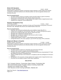 Ccna Resume Sample by Ideas Of Technical Support Specialist Resume Sample About Form