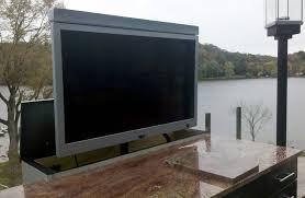 Outdoor Entertainment - outside tv mount outdoor tv area u0026 entertainment room nexus 21