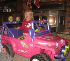 barbie jeep 2000 okie a la mode 2010