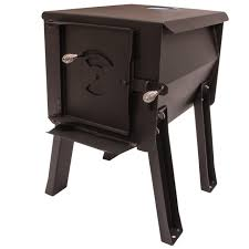 Wood Camping Table Grizzly Portable Camping Wood Stove By England U0027s Stove Works