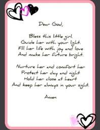 baby girl poems baby girl poems and sayings and there s even a lovely poem