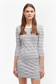 tim tim stripe dress collections french connection usa