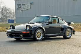1987 porsche 911 slant nose 1987 porsche 911 turbo slantnose coupe sports car market keith