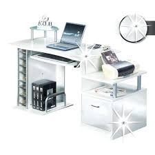 bureau avec rangement imprimante bureau avec rangement pas cher bureau avec rangement imprimante