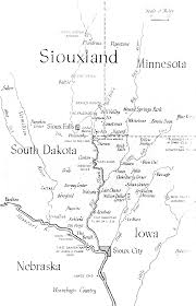 Map Of Nebraska Cities Siouxland Wikipedia