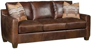 King Hickory Sofas Beautiful Rooms Furniture - Hickory leather sofa