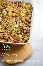 vegetarian cornbread 36 meatless thanksgiving recipes