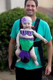 Baby Mermaid Halloween Costume 41 Adorable Halloween Costumes Baby Wearing Parents Baby
