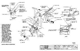 complete parts list for a u002756 stick shift conversion trifive
