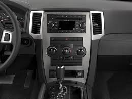 grey jeep grand cherokee interior 2008 jeep grand cherokee instrument panel interior photo