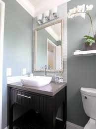 blue gray bathroom ideas in this soothing blue gray and white contemporary bathroom small