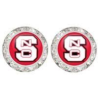 flirties earrings 89 best nc state wolfpack images on carolina