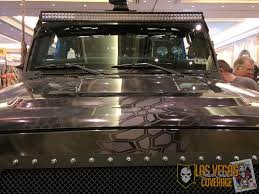kraken jeep shot show 2014 day 1 live coverage its tactical