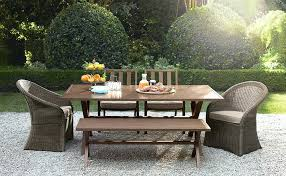 Target Patio Tables Amazing Patio Table Target And 59 Threshold Patio Set Target