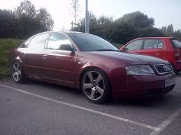 etc audi audi a6 c5 with vw 1 8t apu stage 1 engine rs6 wheels etc in