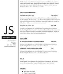 Clean Resume Template Resume Templates Archives Go Resume