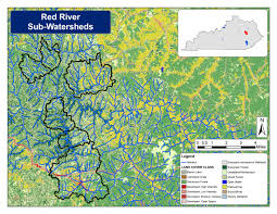 Water Country Map Maps Kentucky Waterways Alliance