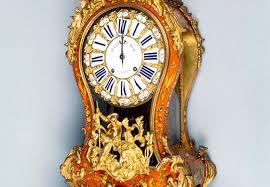 decorative clock u2013 le musée de la chasse et de la nature