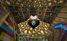 max enchanting bookcase setups survival mode minecraft