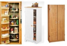 kitchen pantry cabinet freestanding incredible best 25 free standing pantry ideas on pinterest for