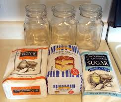 glass jar kitchen canisters glass kitchen canisters idea