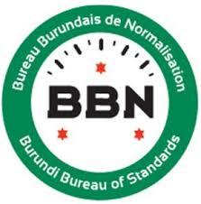 bureau of standards bbn bureau burundais de normalisation