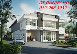 Hi Tech House Semi D Factory For Sale At Hi Tech Semenyih For Rm 1 600 000 By