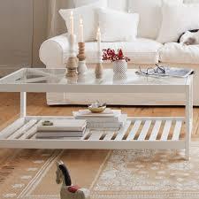Wohnzimmertisch Zoey Wohnzimmertisch Weiß Holz Hinreißend Auf Wohnzimmer Ideen Mit