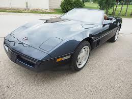 1989 corvette convertible 1989 chevrolet corvette convertible safro investment cars
