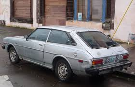 1976 toyota corolla sr5 for sale curbside 1976 toyota corolla liftback the about cars