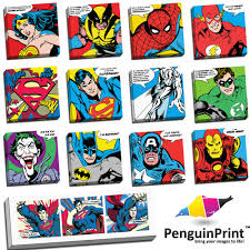 marvel comic canvas ebay retro pop art comic book ben day wall art on premium canvas print huge selection