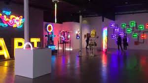 accessories unique lights resort and historic museum of neon art
