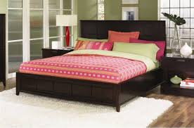 King Size Pine Bed Frame King Size Bed And Mattress With Black Wooden Beds Frame Idea