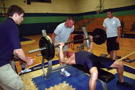 goodfellow celebrates cinco de mayo with bench press competition