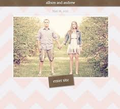 wedding websites best the best places to create a wedding website weddingbells