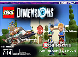 lego dimensions meet robinsons story pack jackandannie180