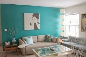 wohnzimmer grau trkis 30 frische farbideen für wandfarbe in türkis