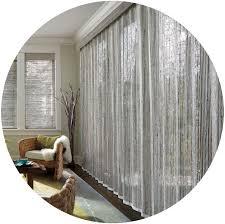 Covering Patio Doors Patio U0026 Sliding Glass Door Window Treatments Hunter Douglas Canada