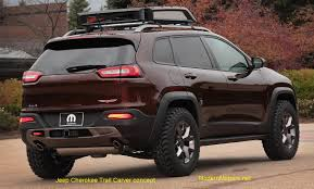 lifted jeep cherokee 2014 jeep cherokee trail carver modernmopars net lx u0026 more jeep