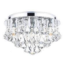 4 Light Bathroom Light Dar Fri0450 Fringe 4 Light Bathroom Flush Affordable