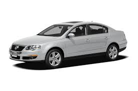 2008 volkswagen passat new car test drive