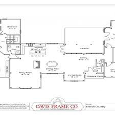one storey house plans 5 one 4 bedroom house plans single open floor plans