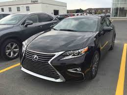 new lexus 2016 new 2016 lexus es300h cvt for sale in kingston lexus of kingston