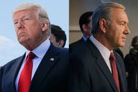 Donald Trump Houses Trump Vs Underwood 7 Times House Of Cards Hit A Little Too Close