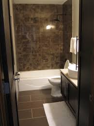 Marble Tile Bathroom by Bathroom Appealing Bathroom Decoration Using Dark Brown Marble