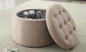 best selling ottomans and poufs homedecor guide