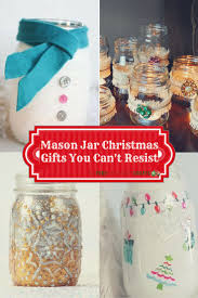 33 best mason jar christmas crafts images on pinterest holiday