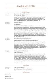 Data Entry Clerk Resume Sample by Office Worker Resume Samples Visualcv Resume Samples Database
